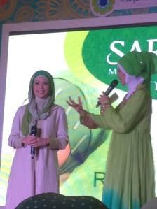 sariayu hijab hair care rachel maryam